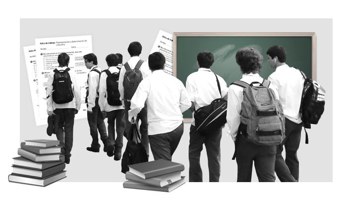Retorno escalonado con prioridad en los alumnos secundarios: Cómo se están retomando las clases en otros países