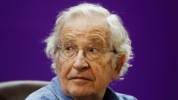 "Noam Chomsky y crisis por covid-19: ""Estamos ante otro fallo masivo y colosal del capitalismo neoliberal"""