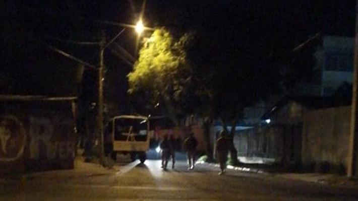 Noche de tensión en Vallenar: Vecinos apedrearon vivienda de paciente con covid-19