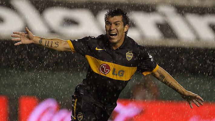 """Histórico de Boca Juniors quiere el retorno de Gary Medel: """"Es un ..."""