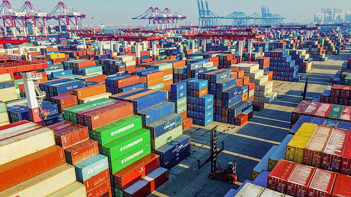 Intercambio comercial de Chile cierra primer trimestre con caída de 8,2% ante shock del covid-19 en los mercados