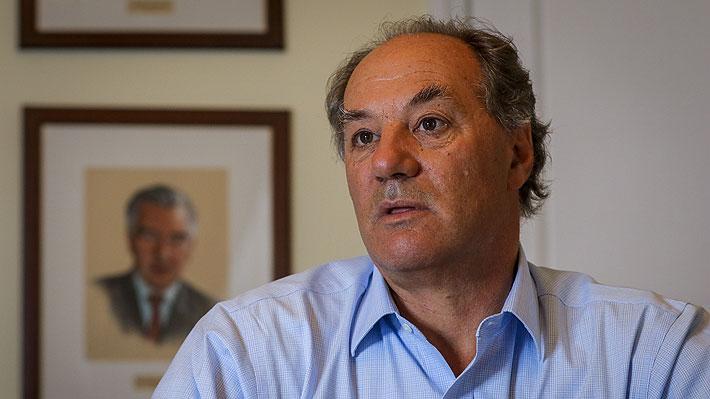 """Juan Sutil y reactivación de la economía: """"Si la situación se ha manejado bien, tiene que haber una gradualidad en la actividad"""""""