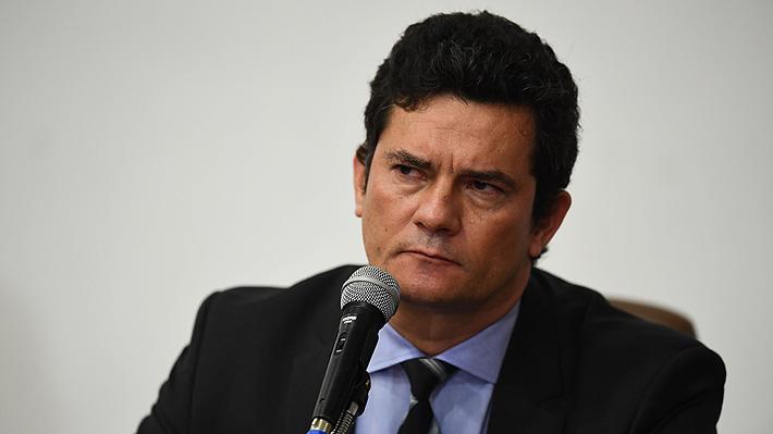 Ex juez Moro renuncia al Gobierno de Brasil tras decisión de Bolsonaro de destituir al jefe de la Policía