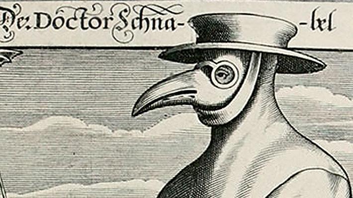 Galería: ¿Por qué los médicos usaban estas extrañas máscaras durante la peste del siglo XVII?