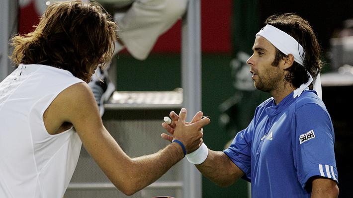 """Fernando González rememora el Abierto de Australia en 2007: """"Jugué el mejor tenis de mi vida"""""""