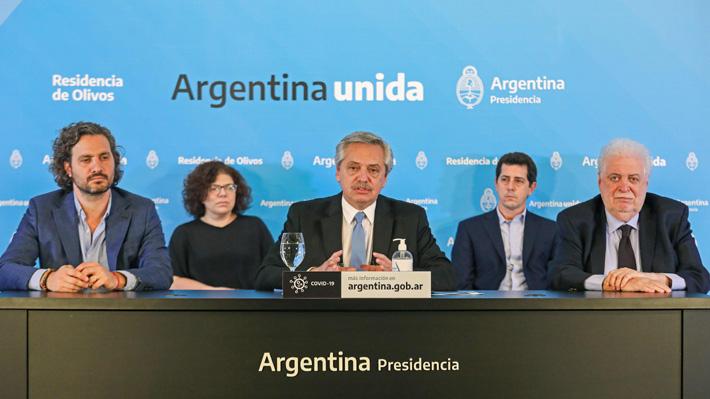 Argentina anuncia extensión de la cuarentena obligatoria hasta el 10 de mayo: Medida se flexibilizará en zonas sin contagios