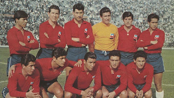 """Partidos inolvidables de la """"Roja""""... El día del histórico tercer puesto en el Mundial del '62 recordado por un protagonista"""