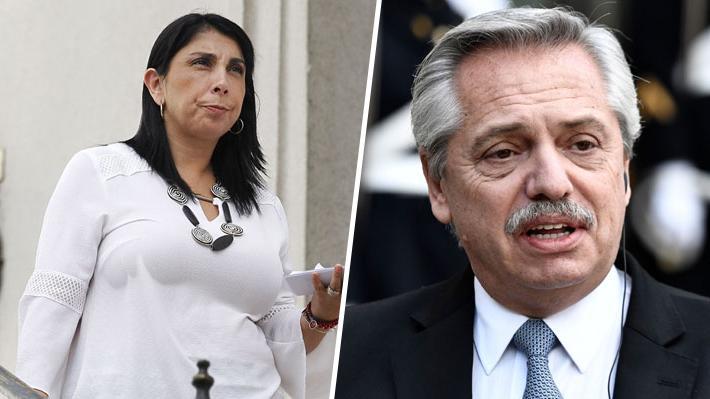 """Gobierno y reunión de Fernández con oposición: """"No es bueno que un presidente se involucre en la política interna"""" de otro país"""