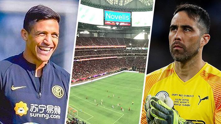 El patente crecimiento que ha tenido la MLS, la próxima liga a la que podrían llegar Alexis Sánchez y Claudio Bravo