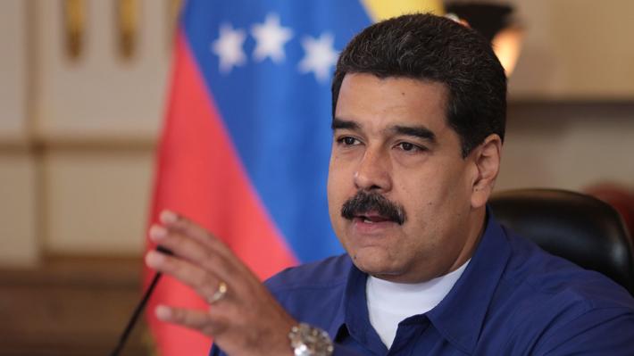 """Maduro dice estar dispuesto a recibir ayuda humanitaria de """"cualquier país"""" bajo la coordinación de la OMS"""