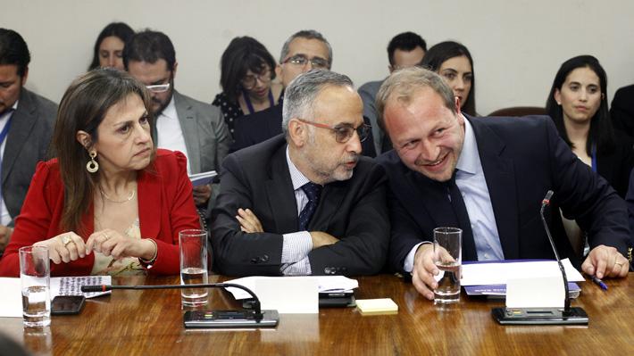 Quiénes integran el Consejo de Alta Dirección Pública: Organismo debería establecer dieta transitoria de parlamentarios