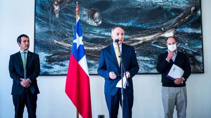 Canciller anuncia operación para repatriar a chilenos varados en Asia Pacífico: Pasajes serán costeados entre afectados y la CPC