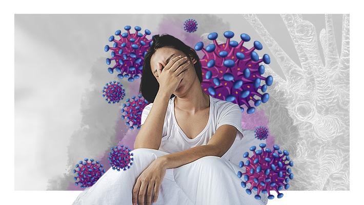 Desde alteración cerebral hasta pérdida persistente del olfato: Las secuelas que pueden quedar en pacientes covid-19