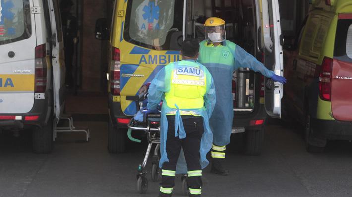 Cuatro de los siete fallecidos por covid-19 eran de la RM, dos de Antofagasta y uno de La Araucanía: Todos mayores de 50 años