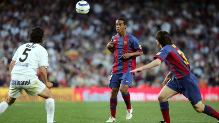 A 15 años del primer gol de Lionel Messi por el Barcelona... Recuerda cómo fue, quién lo asistió y lo que dijo tras el tanto