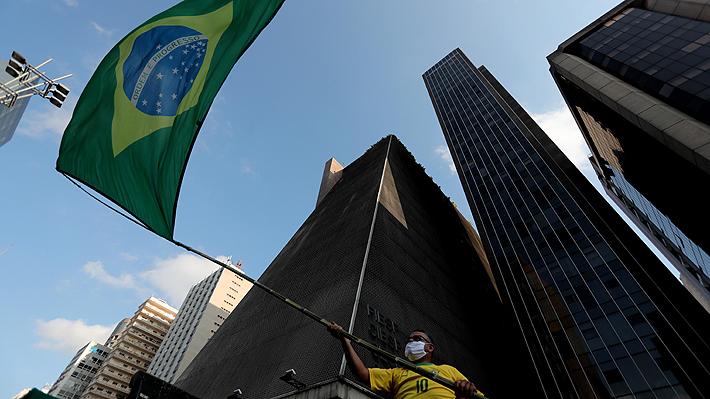 Encuesta asegura que Brasil tiene la tasa de contagio de coronavirus más alta del mundo