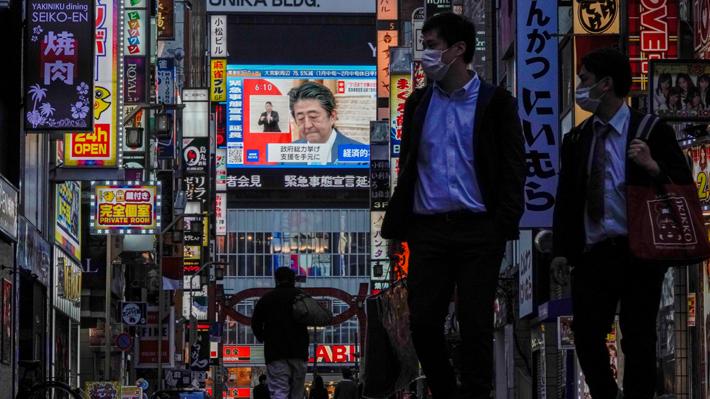 Japón, el país que, a diferencia de sus vecinos, no ha logrado reducir la curva de contagios por covid-19