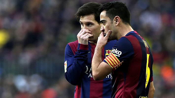 Xavi definió cuánto le queda a Lionel Messi en la élite y contó haber rechazado ser el DT de Barcelona en enero