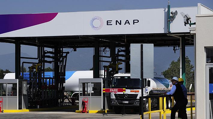 Diputado RN cuestiona reparto de $500 millones a ejecutivos de ENAP y empresa justifica pago
