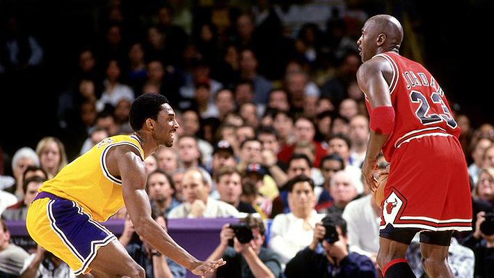 """""""Esta noche no, jovencito"""": La historia de rivalidad y admiración entre Michael Jordan y Kobe Bryant"""