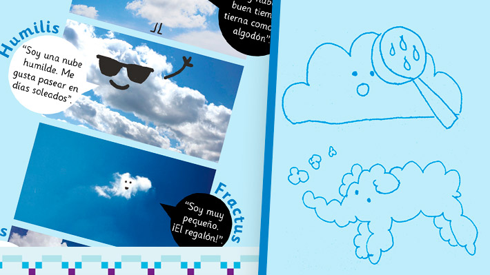 Aprendizaje en la casa: Conoce los distintos tipos de nubes en el cielo con la revista Guarisapo