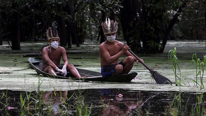 La lucha de los pueblos indígenas de Latinoamérica por no desaparecer en medio de la pandemia de covid-19
