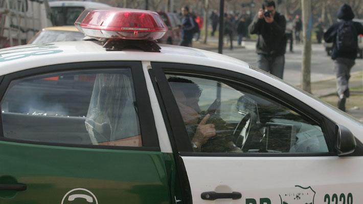 Detienen a banda que robó tres vehículos en Quilicura y Vitacura: Una de las víctimas es un juez