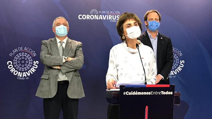 Minsal reporta hoy cuatro decesos y 1.533 diagnosticados, la cifra más alta desde el inicio de la crisis