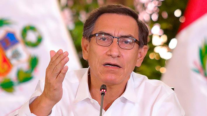 Gobierno de Perú extiende nuevamente la cuarentena por dos semanas más