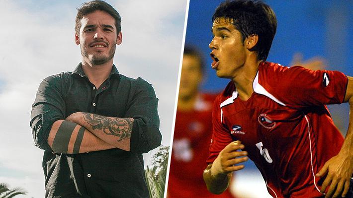Los recuerdos y el presente de Nicolás Larrondo: La decisión de retirarse con solo 27 años, su fallido paso a River y su trabajo como agente