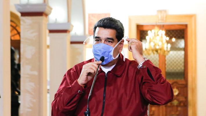"""Maduro extiende por 30 días más """"estado de alarma"""" en Venezuela en medio de crisis por coronavirus"""