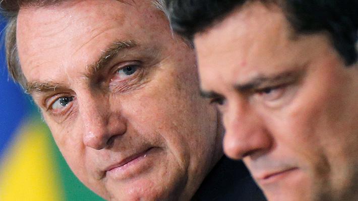 Pelea Moro-Bolsonaro suma un nuevo capítulo: Lo que se sabe del video que podría complicar al Mandatario