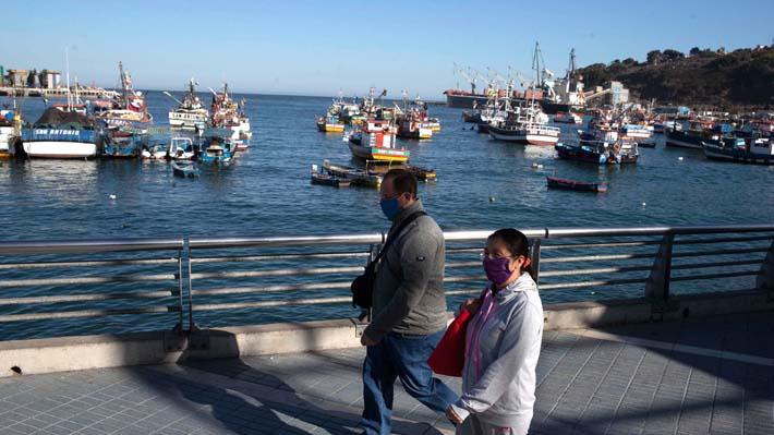 """Alcaldes de la Región de Valparaíso llaman a decretar de """"forma urgente"""" una cuarentena regional"""
