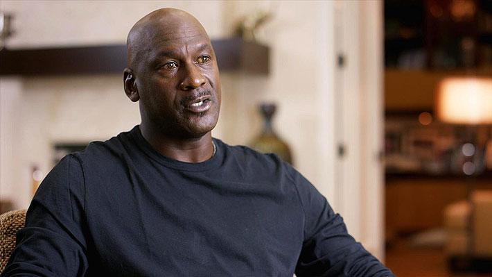 El inédito video del desgarrador llanto de Michael Jordan que The Last Dance cortó