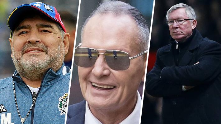El polémico Paul Gascoigne reveló peculiar anécdota con Maradona y le sacó en cara varios escándalos a Alex Ferguson