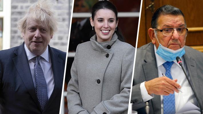 De Boris Johnson a Rabindranath Quinteros: Políticos del mundo que han dado positivo por coronavirus