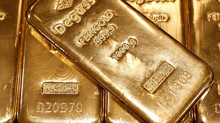El oro se dispara a máximo de 7 años tras advertencia de la Fed sobre la economía de EE.UU.
