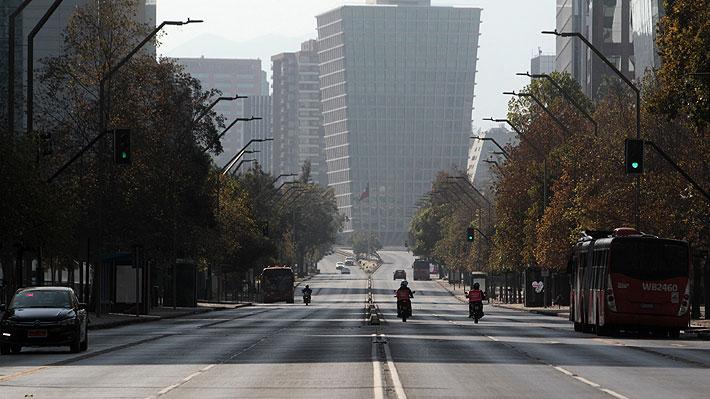 PIB de Chile crece 0,4% en el primer trimestre y economía evita caer en recesión técnica
