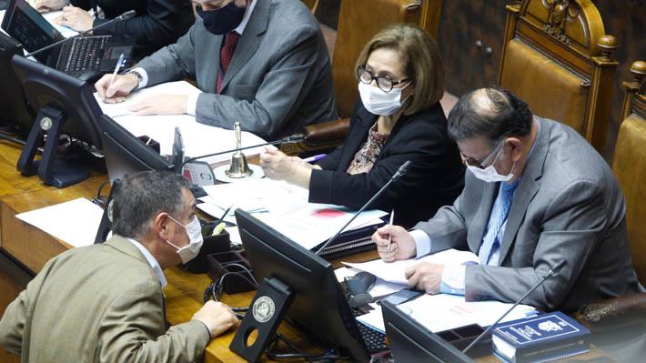 Senador Ossandón se convierte en el tercer parlamentario confirmado con covid-19