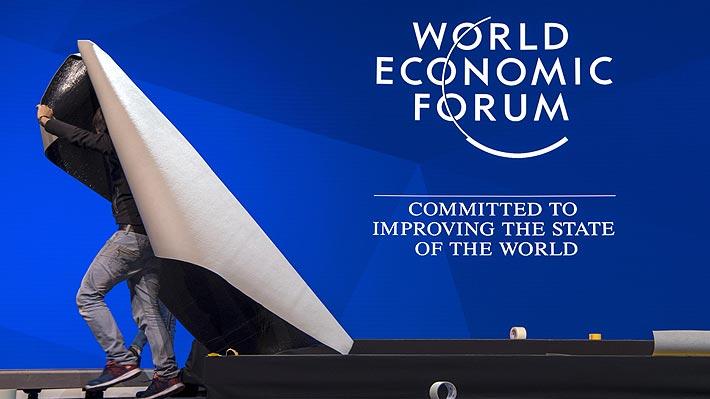 Foro Económico Mundial: Crisis global podría convertirse en una recesión prolongada