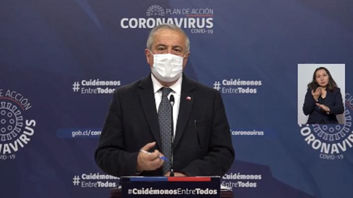 Minsal informa hoy 31 decesos por covid-19 y 3.520 nuevos contagios, las cifras más altas de la crisis