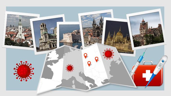 Al otro lado de Europa: ¿Por qué los países del este se han visto menos afectados por la pandemia de covid-19?