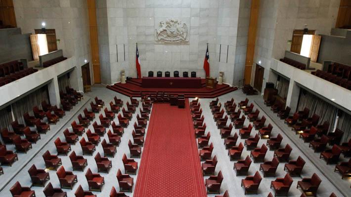 Senadores no logran acuerdo sobre fecha y forma de la Cuenta Pública y envían proyecto a comisión mixta