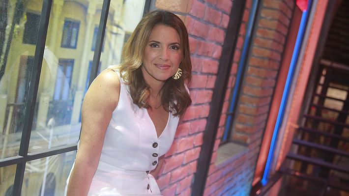 Chilevisión confirma que periodista y conductora Monserrat Álvarez arrojó positivo por coronavirus