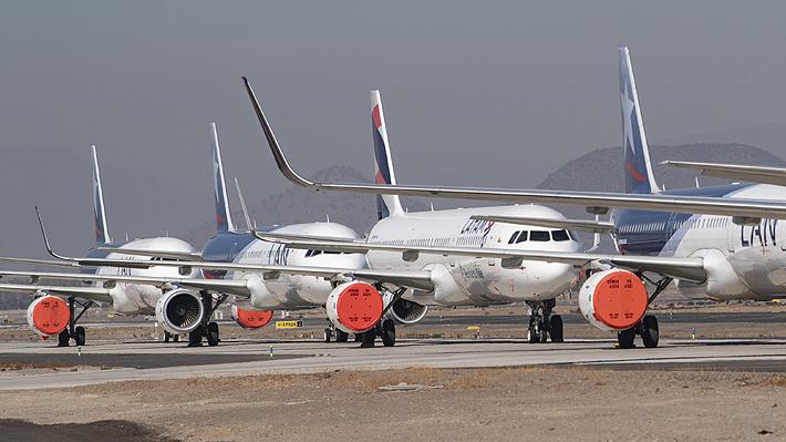 Industria aérea insiste en ayuda estatal y proyecta recuperación para fines de 2022