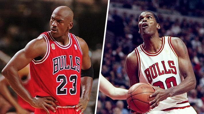 """""""No estoy enamorado de ti como los otros"""": El único compañero que le puso freno al maltrato de Michael Jordan en los Bulls"""