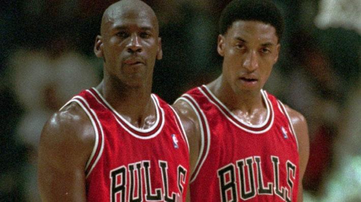 """¿Quiebre? Scottie Pippen estaría """"furioso"""" con Michael Jordan por The Last Dance"""