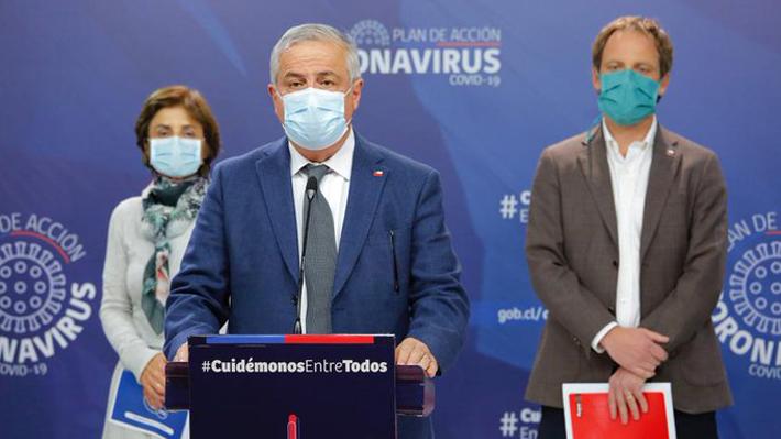 Minsal reporta nuevo récord de contagios diarios y casos totales superan los 61 mil: Decesos son 41 y llegan a 630