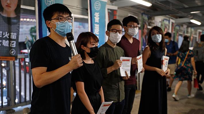 Indignación en Hong Kong por intención de China de imponer una ley de seguridad en la isla