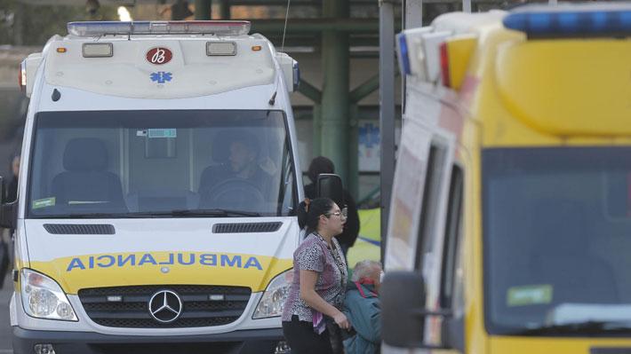 El 85% de los fallecidos por covid-19 en la última jornada son de la Región Metropolitana